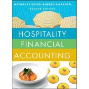 Hospitality Financial Accounting by Jerry J. Weygandt