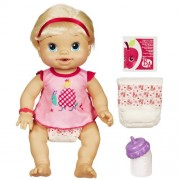 Baby Alive Wets And Wiggles Blonde by Baby Alive