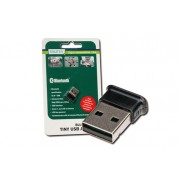 MINI ADATTATORE BLUETOOTH USB + EDR CLASSE 2 - V 2.0