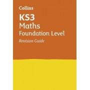 Collins KS3 Revision and Practice - New Curriculum: KS3 Maths (Standard) Revision Guide by Collins KS3