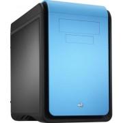 Carcasa Aerocool DS Cube, USB 3.0 (Albastra)