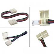 Plug 4pin striscia RGB