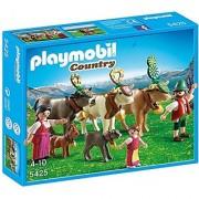 PLAYMOBIL Alpine Festival Procession Playset