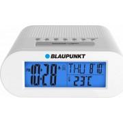 Radio cu ceas Blaupunkt CR3WH alb