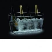Cubitera Nice 4-5 botellas con base led