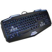 Tastatura Cu Fir Canyon Valiant CNS-SKB6-US USB Negru