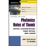 Photonics Rules of Thumb by John Lester Miller