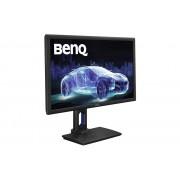 """Monitor IPS, BENQ 27"""", PD2700Q, 4ms, 20Mln:1, HDMI/DP, Speakers, WQHD (9H.LF7LA.TBE)"""