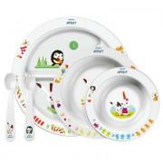 AVENT/PHILIPS SCF716 Eetset voor peuters - 100% BPA-vrij