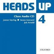Heads Up: 4: Class Audio CD by Susan Iannuzzi