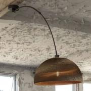 LUMZ Eettafel lamp met kartonnen kap