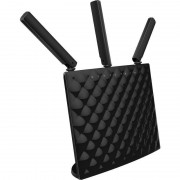 Router wireless Tenda AC15 AC1900 Gigabit Dual-Band Black