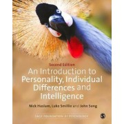 An Introduction to Personality, Individual Differences and Intelligence by Nick Haslam