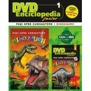 Pasi spre cunoastere nr.1 - Dinozaurii