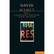 Mamet Plays: Glengarry Glen Ross, Prairie Du Chien, The Hawl, Speed-the-plow v.3 by David Mamet
