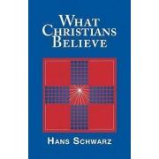 What Christians Believe by H. Schwarz