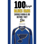 100 Things Blues Fans Should Know & Do Before They Die by Jeremy Rutherford