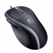 Mouse gaming Logitech M500 black silver