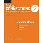 Making Connections Level 2 Teacher's Manual by Jo McEntire