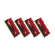 16Go DDR3 2400Mhz C10 Trident X