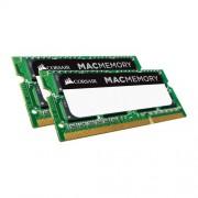 SODIMM, KIT 16GB, DDR3L, 2x8GB, 1866MHz, CORSAIR, Apple Qualified, Unbuffered (CMSA16GX3M2C1866C11)