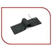 Клавиатура Dialog Flex KFX-05U Black
