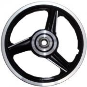 Rodão 3 Palheta Modelo CBR Polido YBR-125 E/K (Freio a Tambor) (Cores) Andra