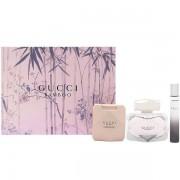 Gucci Bamboo Комплект (EDP 75ml + EDP 7.4ml + BL 100ml) за Жени