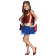 Детски карнавален костюм Жената Чудо, WONDER WOMAN Rubies, 881629