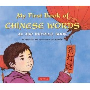 My First Book of Chinese Words by Faye-Lynn Wu