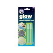 Stilou fosforescent Brainstorm Glow 2 buc