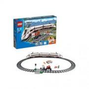 Lego City - Szybki pociąg pasaźerski 60051