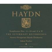 Adam Fischer, Austro-Hungarian Haydn Orchestra - Haydn: Symphonies Nos. 21-39 (0710357568329) (5 CD)