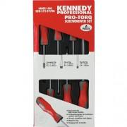CROMWELL Set 6 surubelnite Pro-Torq KENNEDY - KEN5725970K