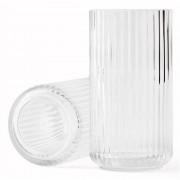 Lyngby Porcelain Lyngby Vas 20 cm glas Klar