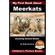 My First Book about Meerkats - Amazing Animal Books - Children's Picture Books