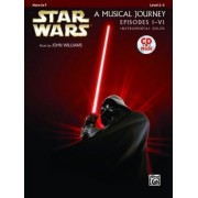 Star Wars Instrumental Solos (Movies I-VI) by Alfred Publishing