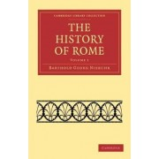 The History of Rome 3 Volume Paperback Set by Barthold Georg Niebuhr