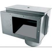 Edelstahl-Skimmer 200 mm
