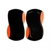 Detangler Grip Brush Kefa na vlasy pro ženy Velký kartáč na vlasy Odtieň - Black Orange