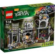 LEGO Turtles Invasie in het Turtle Hoofdkwartier - 79117