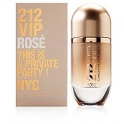 Carolina Herrera 212 Vip Rose Eau de Parfum Spray for Women 1.7 Ounce