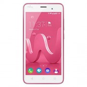 Wiko Jerry 16GB Rosa, Plata Smartphone (SIM doble, Android, MiniSIM + MicroSIM, EDGE, GPRS, GSM, HSPA, HSPA+, WCDMA, Micro-USB)