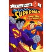 Superman Versus Bizarro by Chris Strathearn