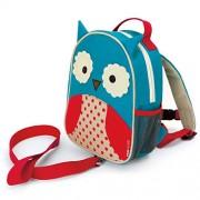 Skip Hop Zoo - Mochila arnés, diseño owl