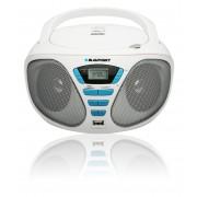 Boombox cu radio Blaupunkt BB5WH White