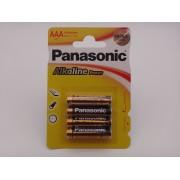 Panasonic LR03 AAA baterie alcalina Power 1.5V