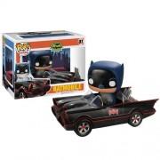 Batman Batmobile Funko Pop! Rides X 1966 Classic Tv Vinyl Figure(7 In)