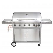 Plynový gril G21 Mexico BBQ Premium line, 7 hořáků + zdarma redukční ventil G21
