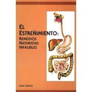 Libro El Estreñimiento: Remedios naturistas infalibles - Juan Cantos (M)